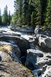In Jaspter - Maligne Canyon