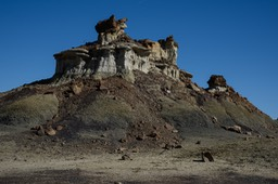 Bisti - Temple on the hill