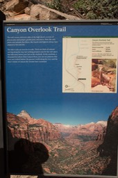 Canyon Overlook Trail, east side of Zion